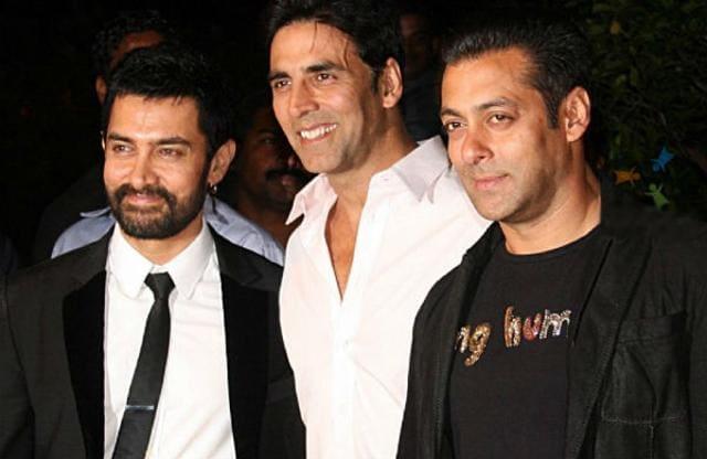 Salman Khan,Akshay Kumar,Rustom