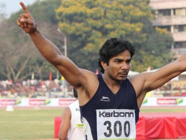 Dharamvir Singh had become the first athlete to qualify for the 200m event at Olympics after a gap of 36 years.