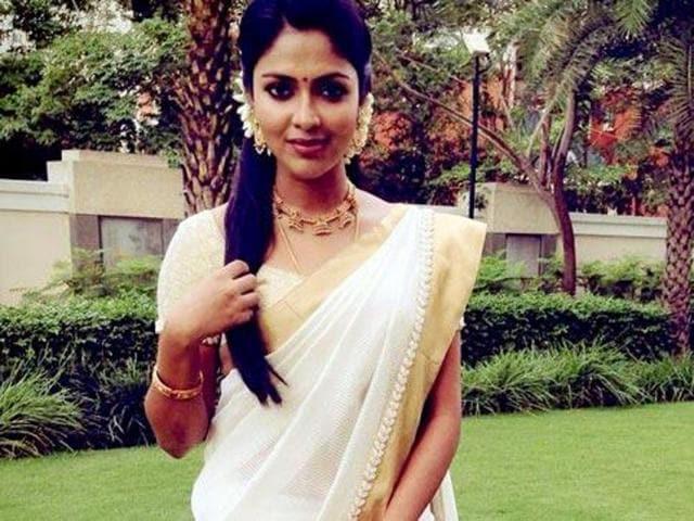 Amala Paul, AL Vijay formally separate after Chennai family