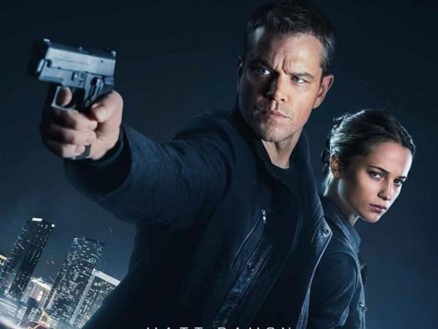 Matt Damon and Alicia Vikander star in Jason Bourne, the fifth film in the iconic spy series.