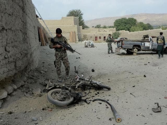 conflict zones,Central asia conflict,Pakistani fighters