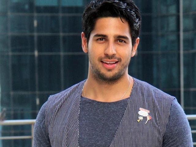 "Siddharth Malhotra says marriage is nowhere ""in the horizon"" right now."