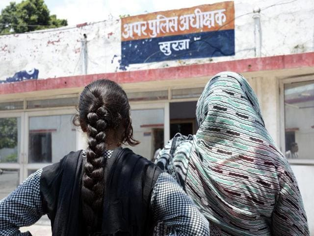 Following the Bulandshahr twin gang rapes, several others who claimed to be victims reached the police station to seek justice . They said proper investigations were not carried in their cases.