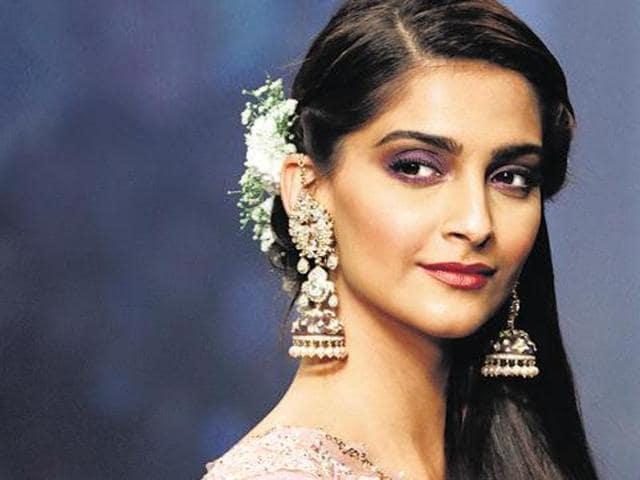 Sonam Kapoor watched Punjabi film Chauthi Koot and said she understands Punjabi but can't speak the language.