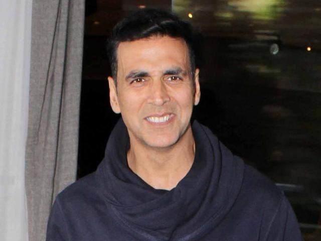 Akshay Kumar has got many of his industry friends to shoot a special video for a count-down to the release of his new film, Rustom.