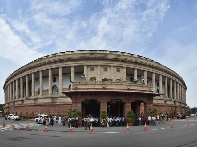 GST bill was passed by the Lok Sabha in 2015 but failed to make a headway in the upper house, where the ruling NDA does not have the numbers.