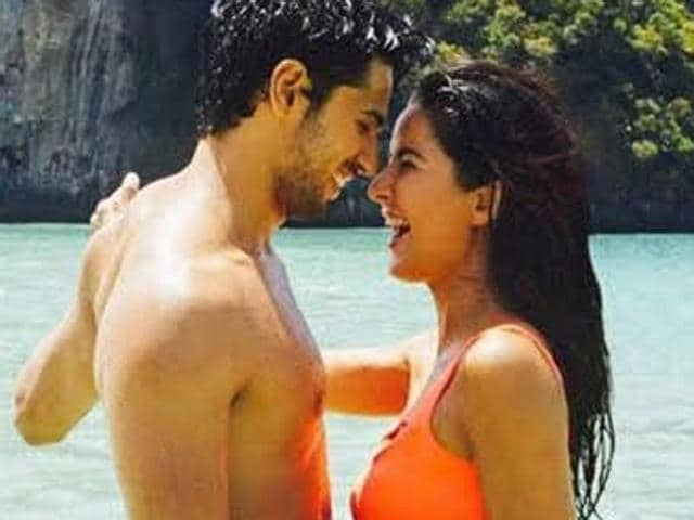 Katrina Kaif and Sidharth Malhotra play the lead couple in the film.