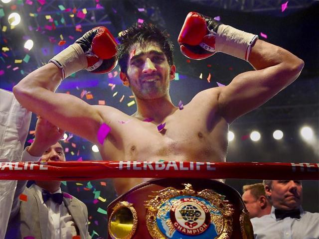 Vijender Singh,Boxer,Boxing
