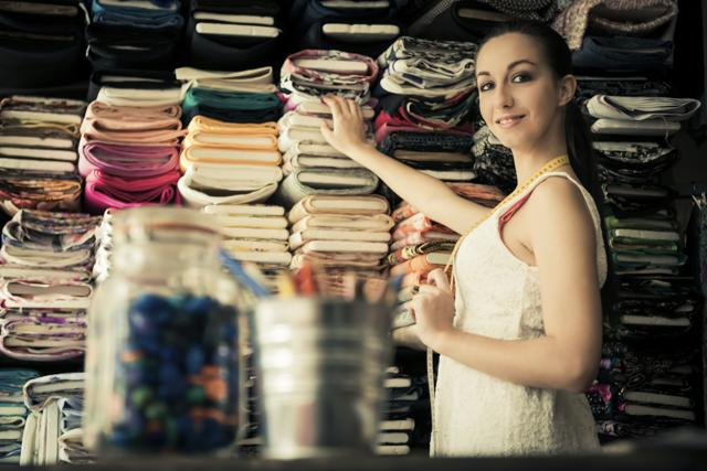 Graduates can set up their own companies in textiles and fashion or join social development projects.