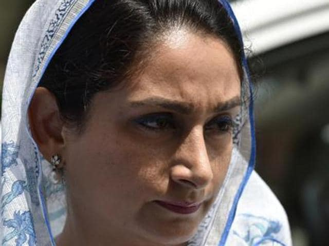 """Union minister Harsimrat Kaur Badal, a leader of Punjab's ruling Shiromani Akali Dal (SAD), also termed """"historic"""" the decision of Delhi HC and said the verdict """"exposed the propaganda unleashed by chief minister Arvind Kejriwal against the Centre""""."""