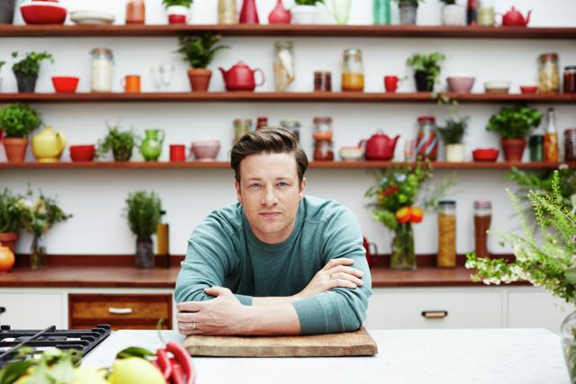 Food education, believes Jamie Oliver, is the best defence against health disorders