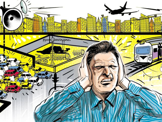 Mumbai Traffic,Noise Levels,Awaaz Foundation