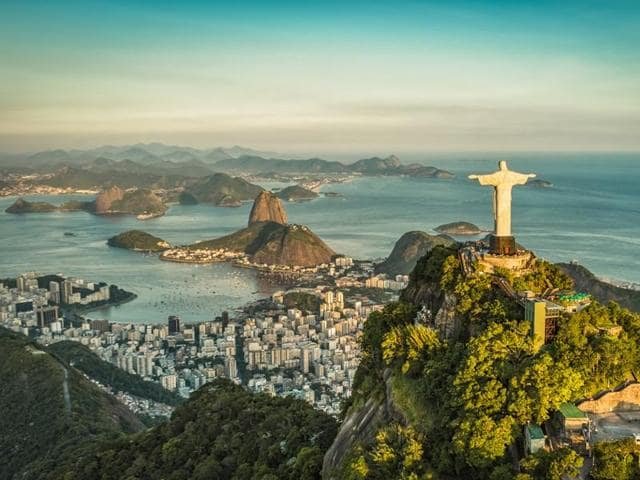 Rio de Janeiro will be hosting the Olympic Games this year.