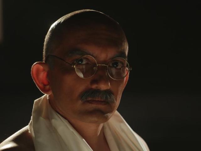 Gandhi,musical,Broadway