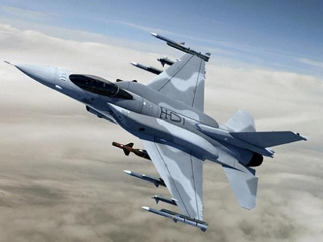 A photo of F 16 V fighter aircraft. Defence major Lockheed Martin has offered to build its fighter aircraft F 16-Block 70 to India, provided the Indian Air Force chooses these for its fleet.