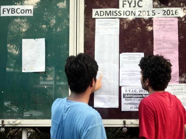 FYJC,Admissions,College