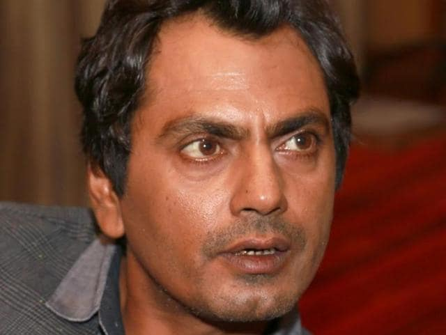 New Delhi: Actor Nawazuddin Siddiqui during a press conference to promote their upcoming film \