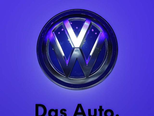 Logo of Volkswagen. The German automaker has started an in-house arm in Pune to serve the IT-related needs of all its global brands.