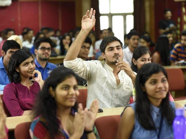 Teachers fear the feedback collected from students can be used by the college to victimize them. However, the college says the scheme is  only to make sure academic atmosphere improves.