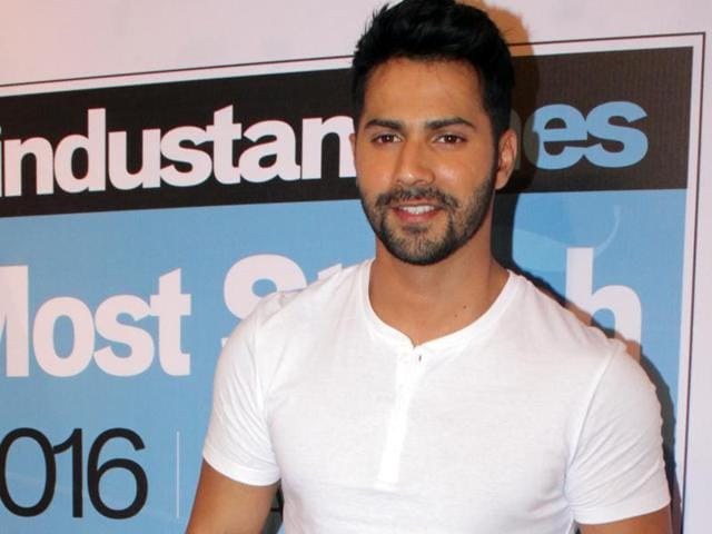 Varun Dhawan says he likes doing his own thing.