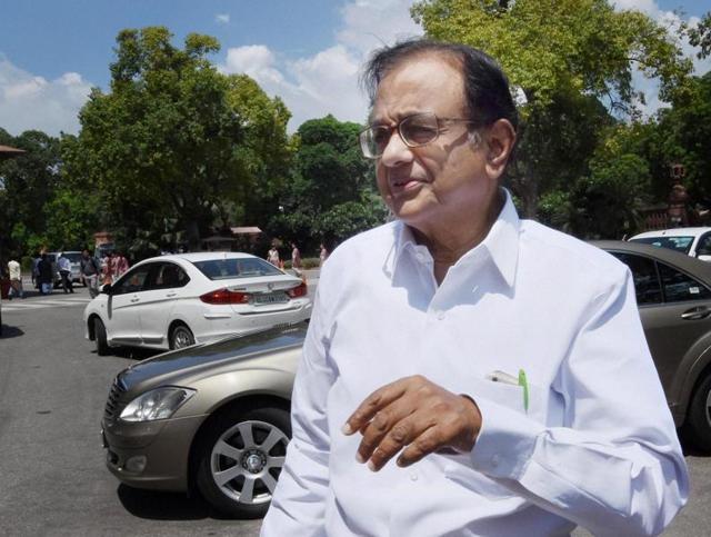 Former finance minister P Chidambaram said there is a still a long way to go the unified GST.