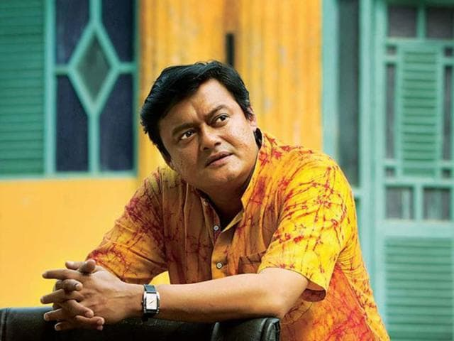 Saswata Chatterjee, also known as Apu, is a popular Bengali film actor.