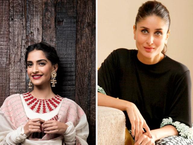 Sonam Kapoor says Kareena Kapoor Khan's pregnancy is God-sent.