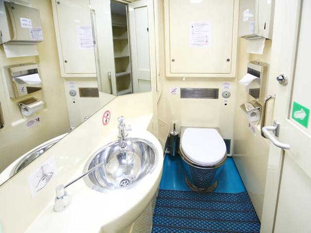 We may soon see vaccum toilets in Indian trains.