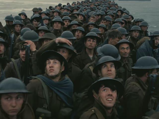 Christopher Nolan reunites with Hoyte van Hoytema, the cinematographer who shot Interstellar.