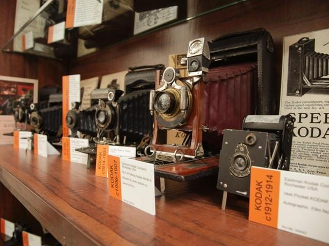 Coinciding with Haryana's 50 years of formation, on November 1 a collection of 800 antique cameras by photographer Aditya Arya (above) will give way to the country's largest camera museum.