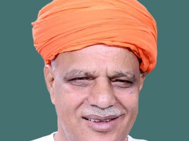 BJP MP virendra singh