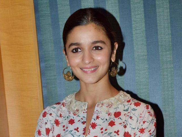 Actor Alia Bhatt says female actors in India don't talk about their relationships openly due to the fear of being slut shamed and frowned upon.