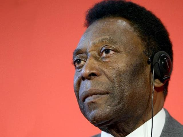 Brazil legend Pele released a statement confirming his absence at the Rio Olympics opening ceremony.