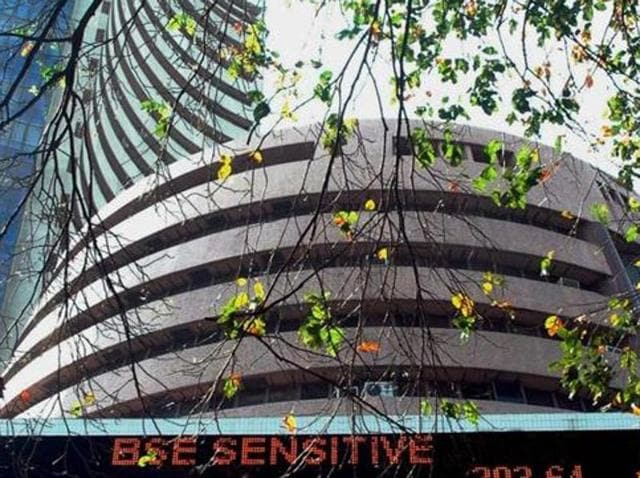 The Sensex was trading up 231.03 points, or 0.83%, at 27,945.40, with all sectoral indices led by metal, banking, auto, PSU and power staying in the green, rising by up to 1.25%.