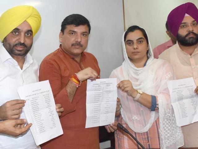 Punjab Vidhan Sabha elections,AAP,Bhagwant Mann