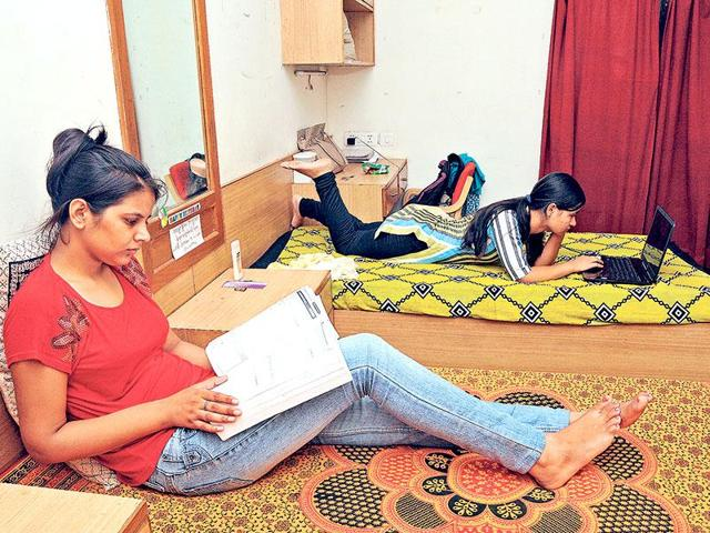 Delhi University students are writing postcards to vice-chancellor Yogesh Tyagi to highlight the shortage of hostels and sky-rocketing prices of private accommodation.