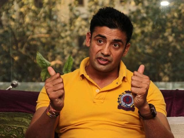 Sangram Singh has bought rights to make a film on the life of  KD Jadhav.
