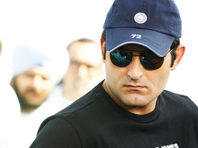 Akshaye Khanna accepts that times have changed.  He says talent took a backseat a long time ago.