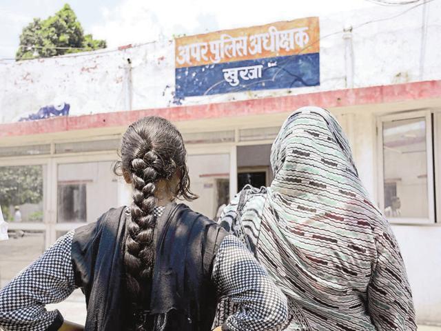 Bulandshahr rape,robbery,Khoda