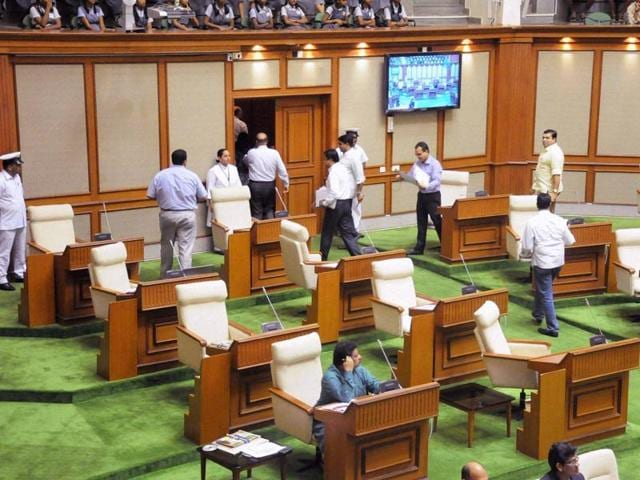 The Goa Succession, Special Notaries and Inventory Proceeding Bill, 2012, passed unanimously by the legislative assembly on Friday.