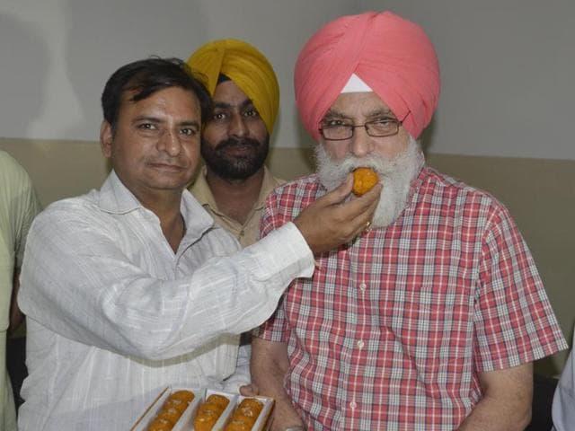 Aam Aadmi Party,Dr Inderbir Singh Nijjar,Arvind Kejriwal
