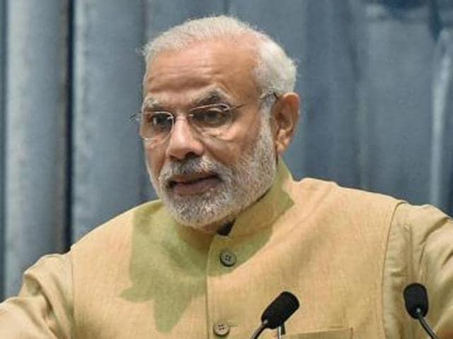 Varanasi is Prime Minister Narendra Modi's constituency.