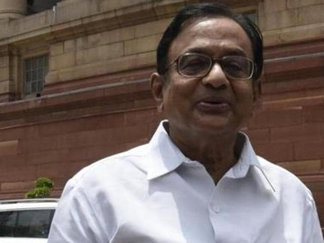 Former finance  minister  P Chidambaram says a lot of work still needs to be done.