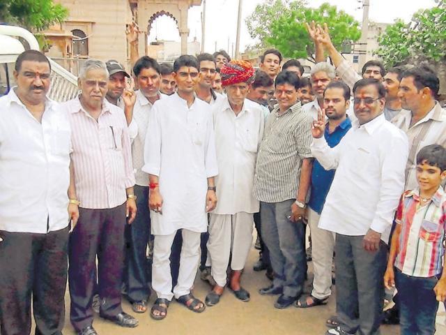 Rajasthan,Nagaur,Sarpanch election