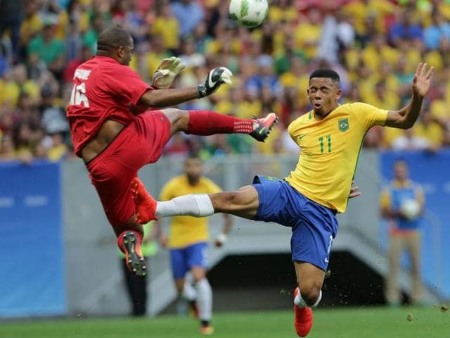 Rio Olympic football