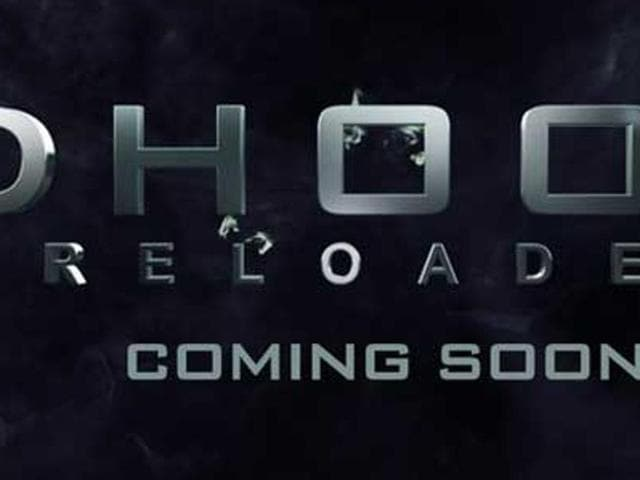 Sparking rumours around the cast of the new film, Yash Raj Films shared a poster of Dhoom Reloaded in 2015.