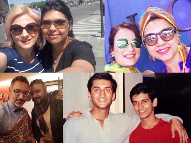 On Friendship Day today, celebs pay an ode to buddies who hold a special spot in their hearts.