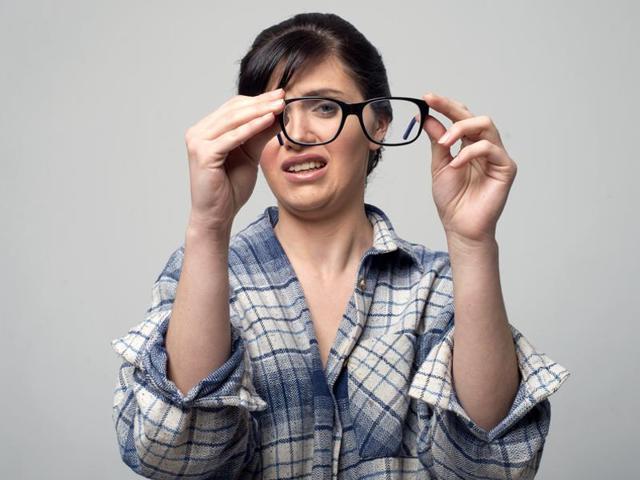 Blind,Losing Eyesight,Poor Vision
