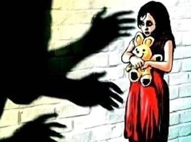 A five-year-old girl was raped in Khera village in Hapur on Saturday morning.