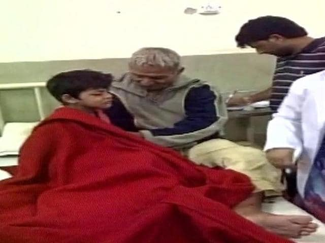 Three people were killed and nine others injured in a landslide near Vaishno Devi shrine.